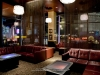 commercial interior bar scene